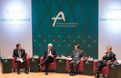 A Conversation with H.E. Frank-Walter Steinmeier, President of the Federal Republic of Germany