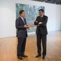Asan Roundtable with H.E. Mr. Borut Pahor, President of the Republic of Slovenia