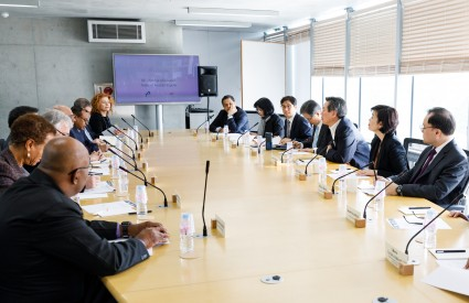 Asan Roundtable with KF-Foreign Affairs and National Security Experts