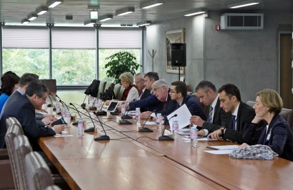 Asan Roundtable with a delegation from the NATO Parliamentary Assembly