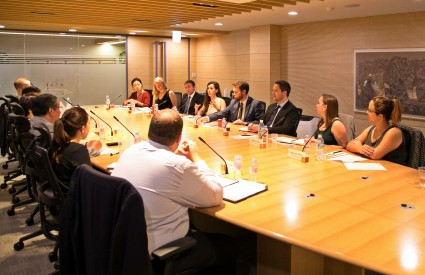 Asan Roundtable with The Delegation of NBR Next Generation Leaders Program