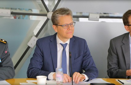 Asan Roundtable with Ambassador Raphael Nägeli