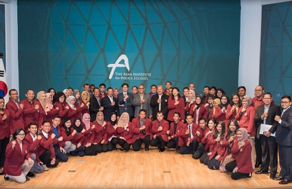Asan Seminar with Indonesia Defense University Delegation