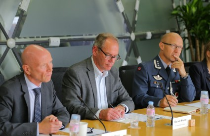 Asan Roundtable with Harald Støren, Director, Asia Desk, Policy Planning, Norwegian Ministry of Defence