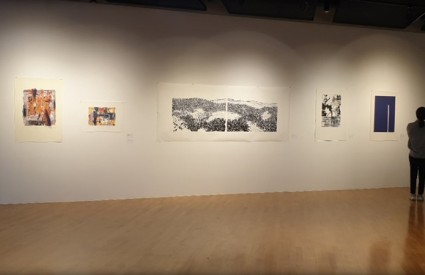 Opening Reception of the exhibition of contemporary Serbian printmaking, <em>Imprinted in Time</em>