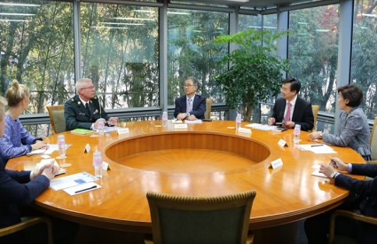 Asan Roundtable with Ole Kværnø, Defence Attaché of Denmark to China