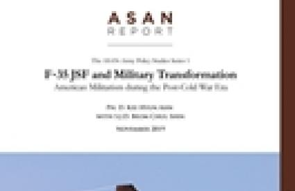 F- 35 JSF and  Military Transformation: </br>American Militarism during the Post-Cold War Era