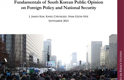Fundamentals of South Korean Public Opinion on  Foreign Policy and National Security