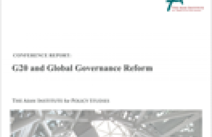 G20 report: ″G20 and Global Governance Reform″