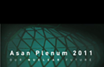 [Asan Plenum 2011] Our Nuclear Future