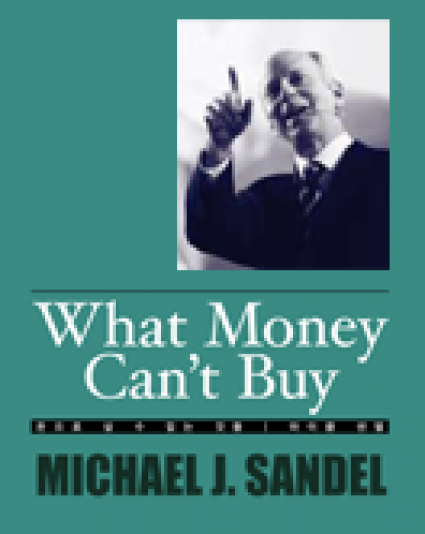"""[Asan Special Lecture] Michael Sandel, """"What Money Can't Buy"""""""