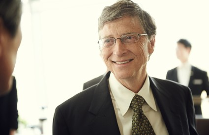 "Bill Gates, ""Korea's Global Giving"""