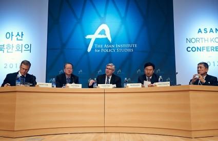 [Asan North Korea Conference 2013] Session 3 – International Coordination on North Korea