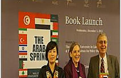[Book Launch] The Arab Spring: Will It Lead to Democratic Transitions?