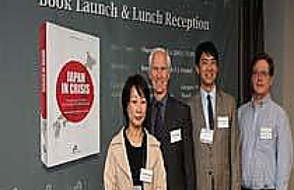 Book Launch for JAPAN IN CRISIS