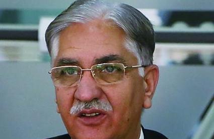 Syed Nayyer Hussain Bokhari, Chairman of the Senate of Pakistan