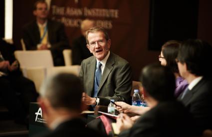 [Asan China Forum 2012] Plenary Session 3 – China and the US