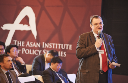 [Asan China Forum 2012] Plenary Session 2 – China in Northeast Asia
