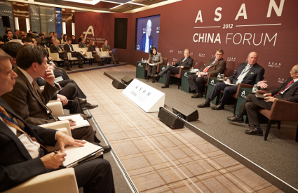 [Asan China Forum 2012] Session I – China and Japan