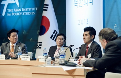[ANKC 2013] Session6 – North Korea's External Relations