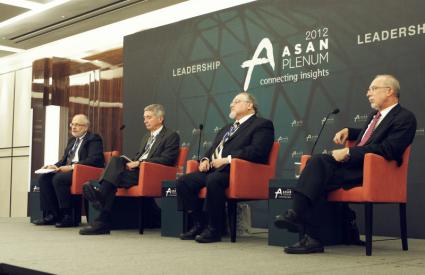 [Asan Plenum 2012] Session 2 – Is China Prepared for International Leadership