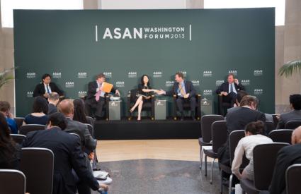 "[Asan Washington Forum 2013] Day 2 Session 2 – ""Public Opinion Alliance, Security, Nukes"""