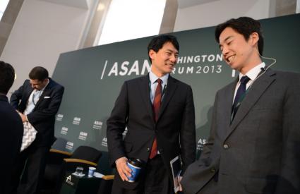 [Asan Washington Forum 2013] Day 2 Session 5 – The Virtual Alliance