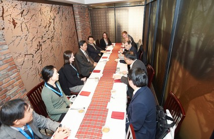 [Asan China Forum 2012] Networking Lunch