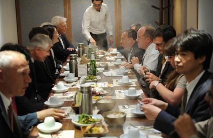 [Asan Plenum 2011] Networking Lunch