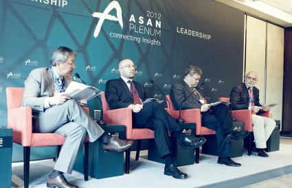 [Asan Plenum 2012] Session 6 – Leadership Transition in Russia : Continuity or Change