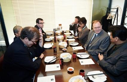 [Asan Plenum 2013] Networking Lunch
