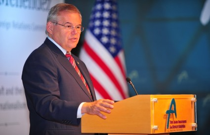 "Robert Menendez, ""Economic Statecraft and the New American Internationalism"""