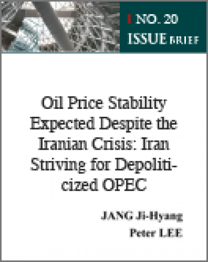Oil Price Stability Expected Despite the Iranian Crisis: Iran Striving for Depoliticized OPEC