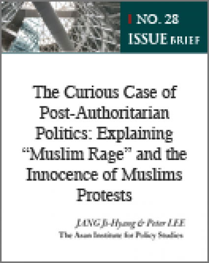 "The Curious Case of Post-Authoritarian Politics: Explaining ""Muslim Rage"" and the Innocence of Muslims Protests"