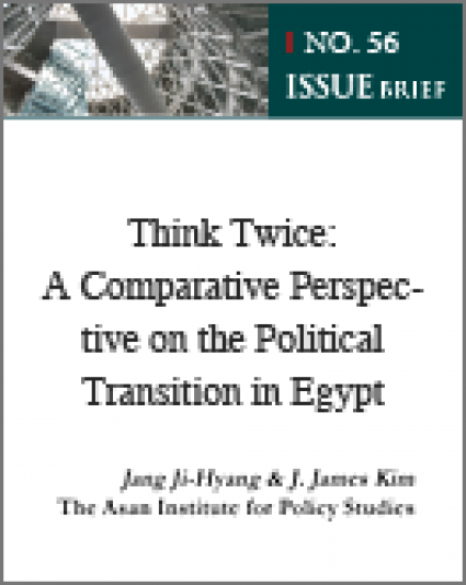 Think Twice: A Comparative Perspective on the Political Transition in Egypt