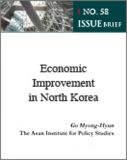 Economic Improvement in North Korea