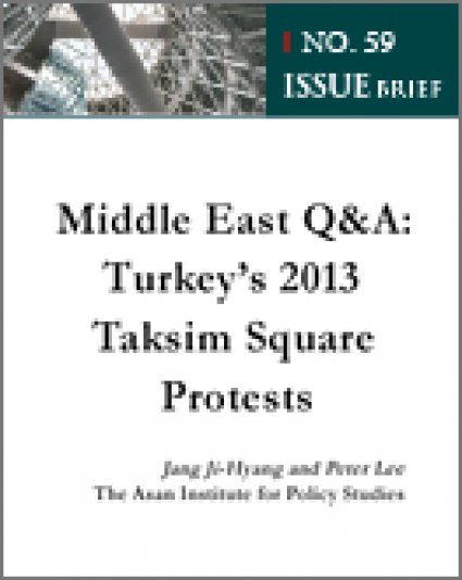 Middle East Q&A : Turkey's 2013 Taksim Square Protests