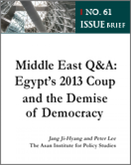 Middle East Q&A: Egypt's 2013 Coup and the Demise of Democracy