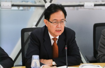 Thant Kyaw, Deputy Foreign Minister of Myanmar