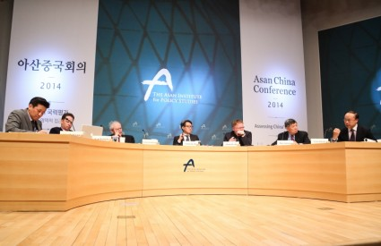 "Asan China Conference 2014, ""Assessing China's Power"""