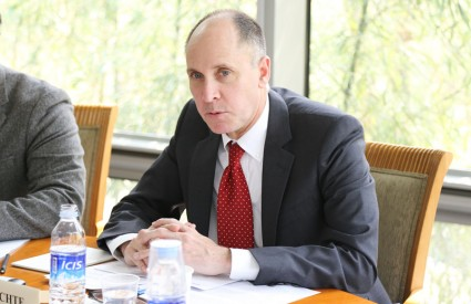 """Thomas Wuchte, """"The OSCE and its Current Activities in Support of Regional Security Stability"""""""