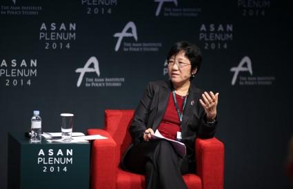 "[Asan Plenum 2014] Plenary Session 3 – ""East Asian Power Shift"""