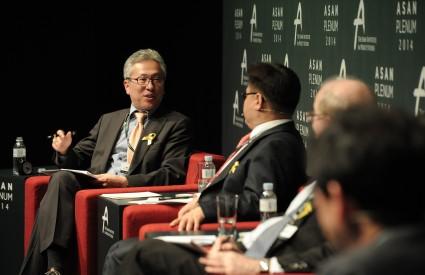 "[Asan Plenum 2014] Session 5 – ""Future of Asian Capitalism"""