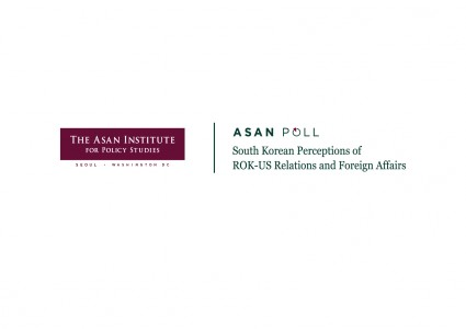 South Korean Perceptions of ROK-US Relations and Foreign Affairs