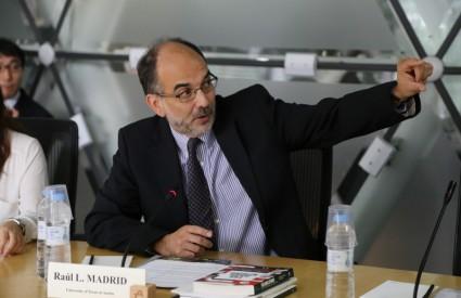 "Raúl L. Madrid, ""Immigration and Politics in the United States"""