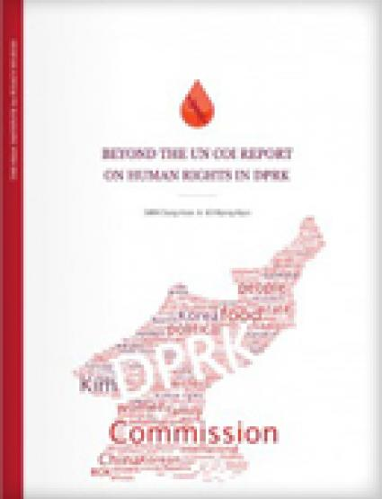 Beyond the UN COI Report on Human Rights in North Korea