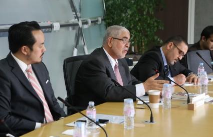 "Mustafa A.G. Abushagur, ""Korea's Stake in Libya's Democratic Transition"""