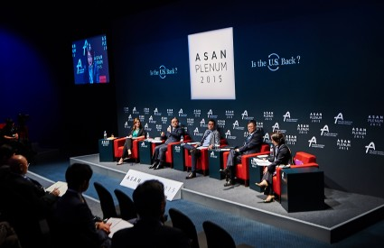 "[Asan Plenum 2015] Session 4 – ""Never Been Better? Korea-U.S. Relations"""
