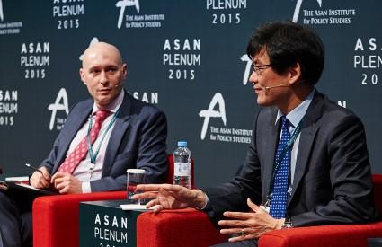 "[Asan Plenum 2015] Session 1 – ""Geopolitics of Finance"""