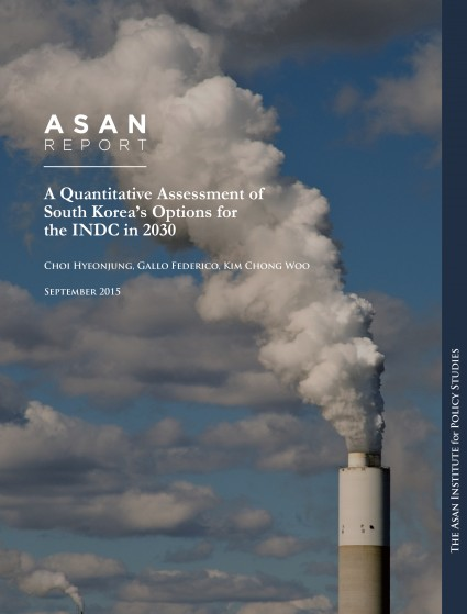A Quantitative Assessment of South Korea's Options for the INDC in 2030